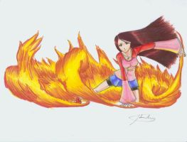 fire by hhello