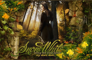 Snow White and the Huntsman by SatelliteAlice