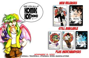 Dragon Kid Komikon 2010 Ad by lady-storykeeper