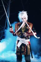 Okita Souji by ONE-Photographie