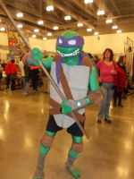 Don At The Con by TMNTFAN85