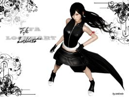 Tifa Lockhart by 25Credo