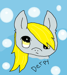 Derpy by ginia100