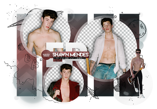 Pack Png 1877 // Shawn Mendes. by ExoticPngs