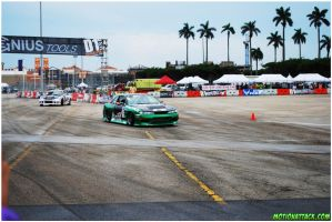 S13 and S14  passing by by motion-attack