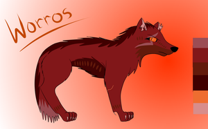 Worros Reference Sheet by noss5