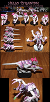Hello Tyranids, Wh40K by TheLadyJ