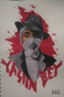 Yasiin Bey(Mos Def) by Snupy94