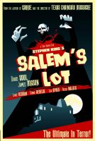 Salems Lot POSTER by rodolforever