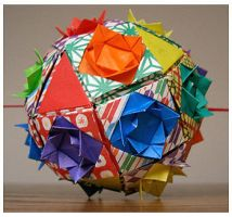 Kusudama by wastedlimes