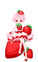 strawberry by clytzemi