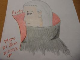 Hidan by DeerOfTheGirls