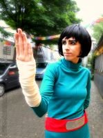 My Rock Lee Cosplay by GealachCaora