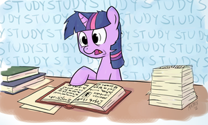 StudyStudyStudy by matrix541