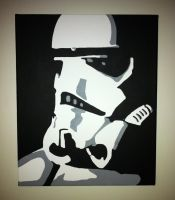 Stormtrooper by roblepitch