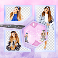 Photopack Png Ariana Grande 10 by Ricardo-Swift22