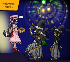 MC - Happy? Halloween 09 Pt2 by Minon