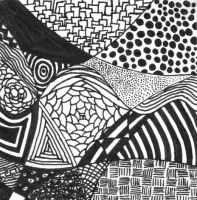 Zentangles by Entrophile