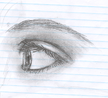 EYE DOODLE by questrmwindow