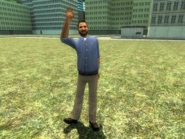 HI, BILLY MAYS HERE! by MTAD2