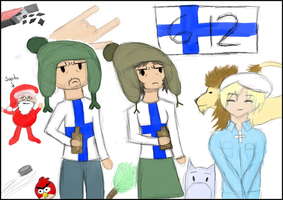 FINLAND 6.12.2011 by My13Memories