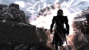 The Dragonborn? by NeonBlacklightTH