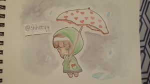 Spring Showers by shheeyy