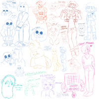 Undertale doodles.png by hello-planet-chan