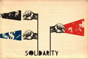 Solidarity by tasosantoniou