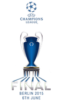 Logo champions league final Berlin 2015 by ilnanny