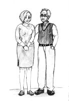 Fablehaven: Stan and Ruth by frogit