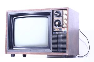 Old Television 2 by paulussebastian