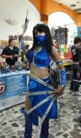 Kitana 2 by Princess-Kyuu