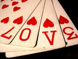 Love Is In The Cards by xjuxtaposedx