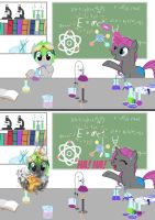 science with beccabob by Fembot13