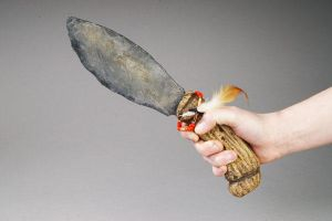 Prop Indian Knife by Anesthetic-X