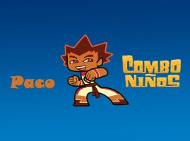 Combo_Ninos_wallpaper03_Paco by ShikimaAkemi