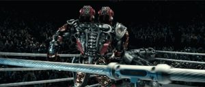 Right Upper Cut by Atom -Real Steel by maxmk04