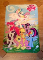 MLP: Friendship is Magic Poster by extraphotos