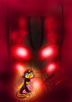 The Wasp and the Dragon - Janet's Worst Nightmare by edCOM02