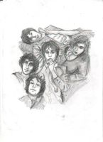 The strokes by crazy-bananna