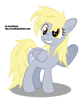 Derpy Hooves Hail by jotacos
