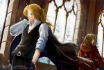 Fullmetal Alchemist fan art by darkmello