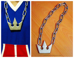 Sora's Crown Necklace . by WINGEDLESS