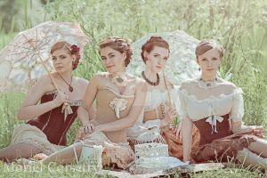 'Memories' collection by Moriel Corsetry by MorielCorsetry