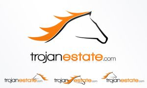 Trojanestate Logo by SyRuS-be