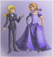 Fullmetal Prom Night by SonicRocksMySocks