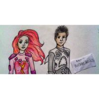 sharkboy and lavagirl by ashlee1203