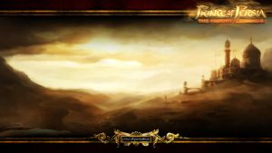 Prince of Persia Wallpaper 3 by DoooM