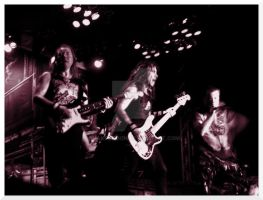 Iron Maiden IV by SnakeDemon